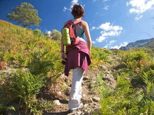 Wandeltocht voor alleenstaanden