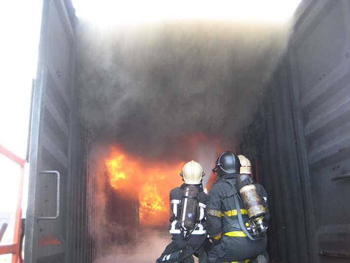 Advies aan huis overnbrandpreventie in binnenstad