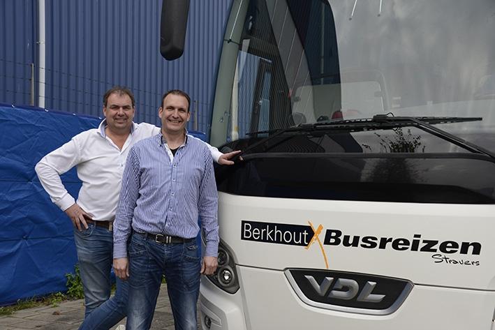 Met Berkhout Reizen naar grote evenementen
