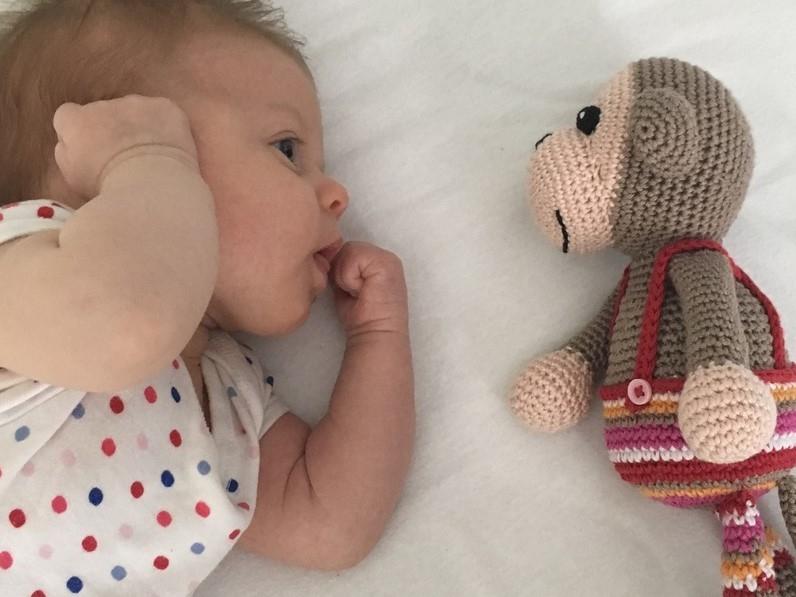 Baby van de maand in Deventer