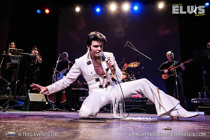 Op Eerste Kerstdag swingen met Elvis