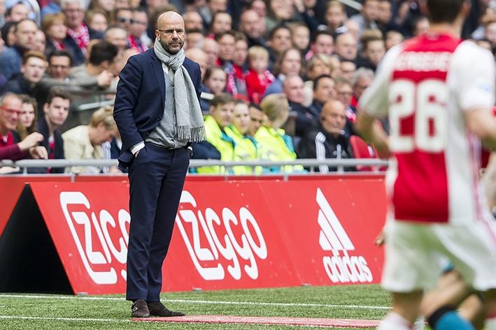 Peter Bosz kan geschiedenis gaan schrijven met Ajax