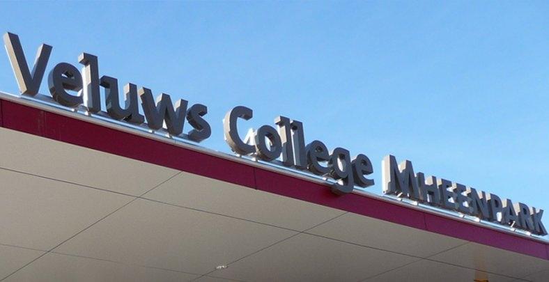 Leerlingen Veluws College Mheenpark aan de slag met duurzaamheid