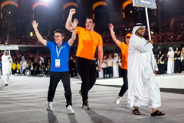 Special Olympics Team NL terug in Nederland