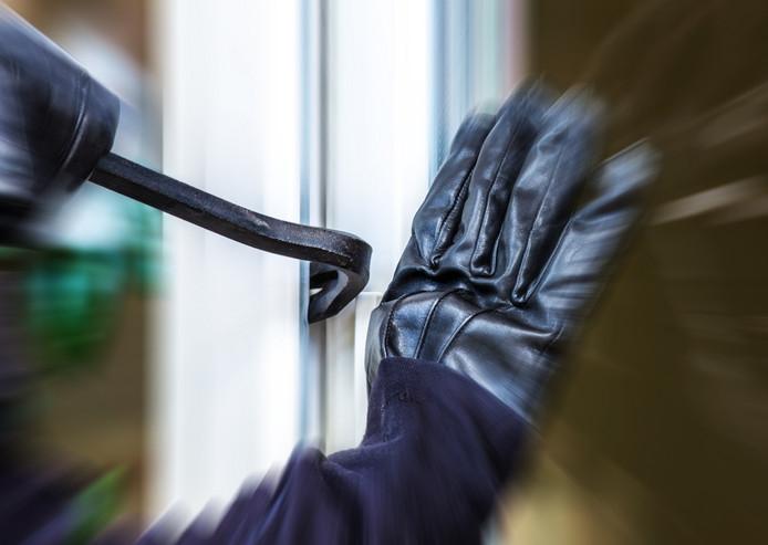 Aanhouding verdachte woninginbraak