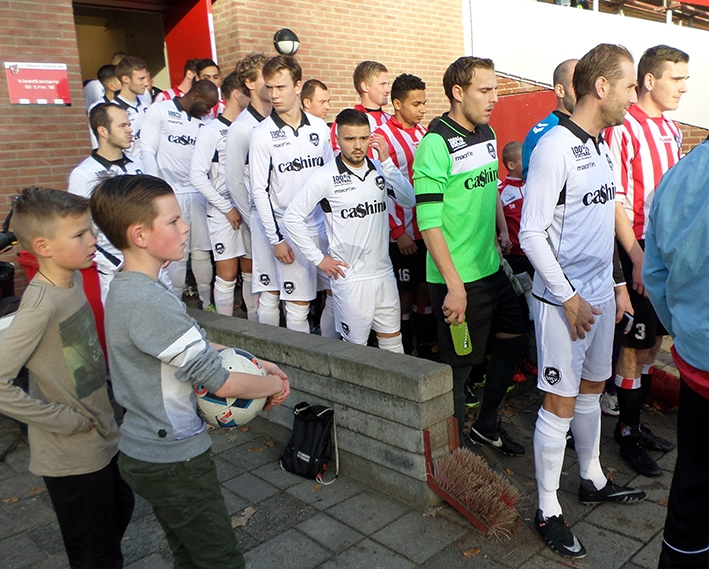 Apeldoorns amateurvoetbal snakt naar kwaliteitsimpuls