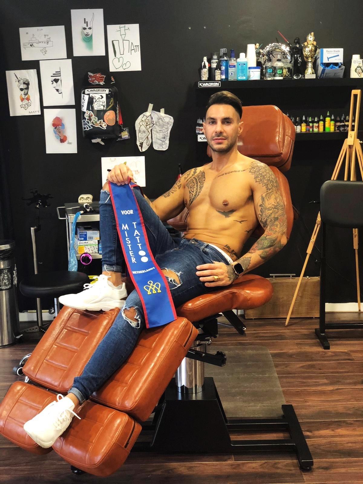 Persoonlijkheid en tatoeages geven de doorslag