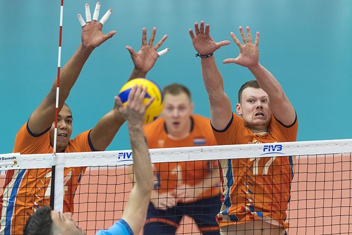 Nederlands volleybalteam opent internationaal seizoen
