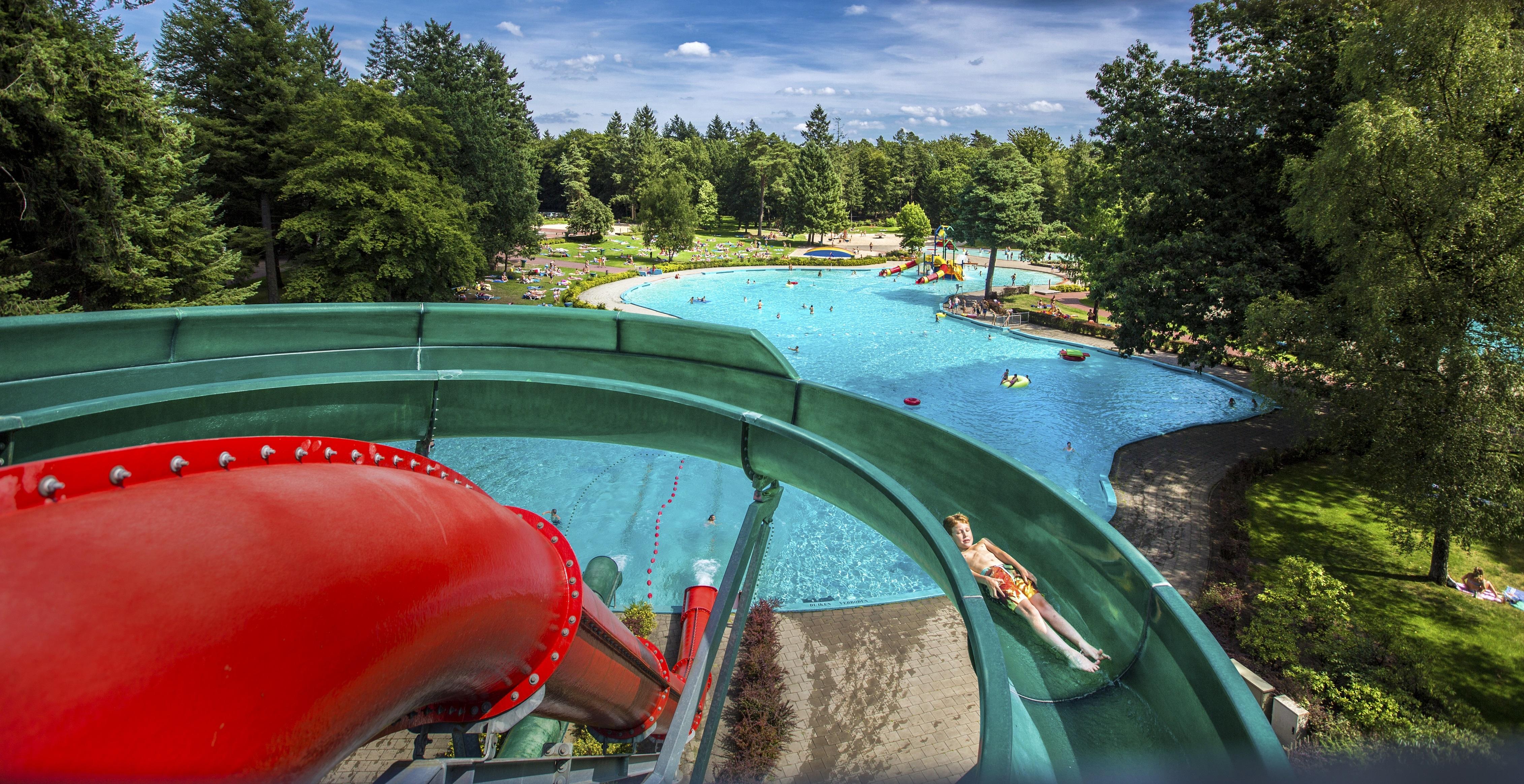 Vliegende start voor Openluchtbad Boschbad