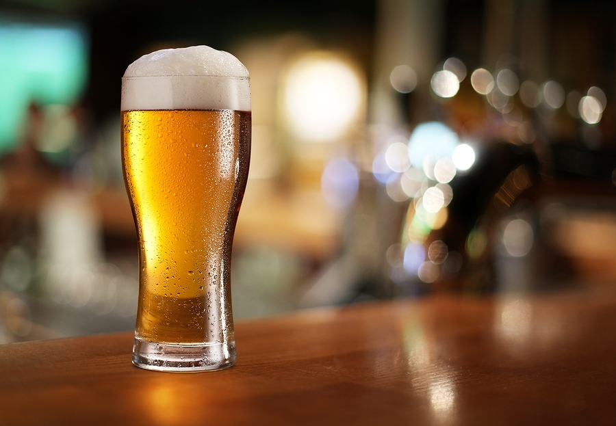 Minder gerst, dus minder bier?