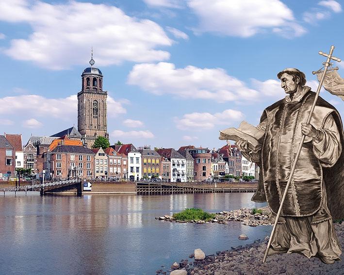 Museum toont 1250 jaar Deventer