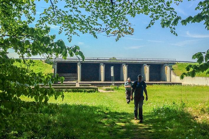 Wandelen langs de IJssellinie