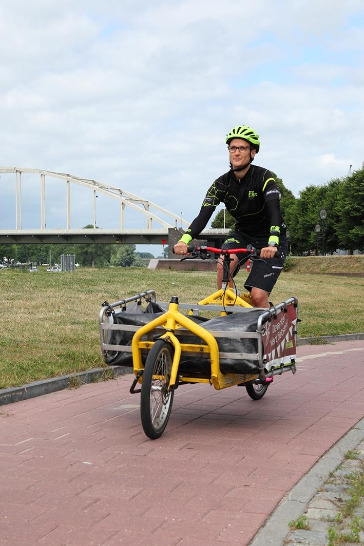"""""""Wat ons bindt is de liefde voor de fiets"""""""