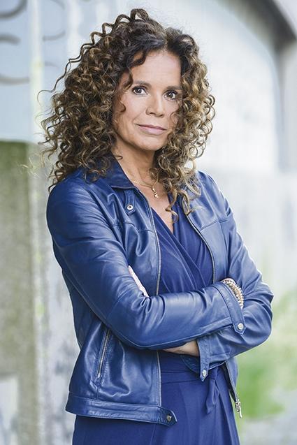 Nicole Buch: 'Ik ben een echt natuurmens'