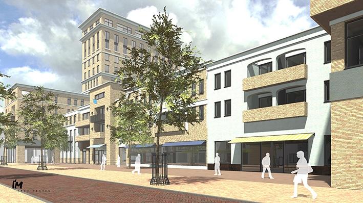 Groot nieuwbouwproject in Apeldoornse binnenstad
