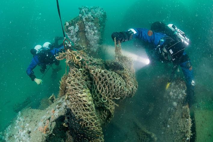 De diepte in met onderwaterfotograaf
