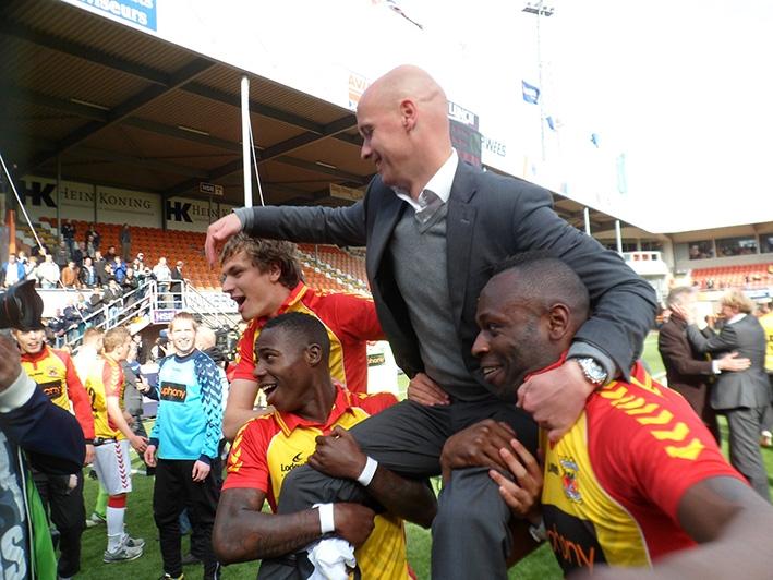 Ten Hag keert op het oudennest terug met FC Utrecht