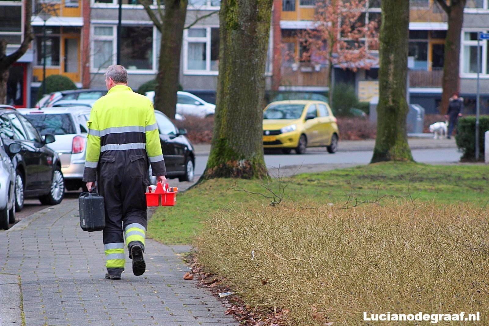 Gaslek woning IJsselstraat