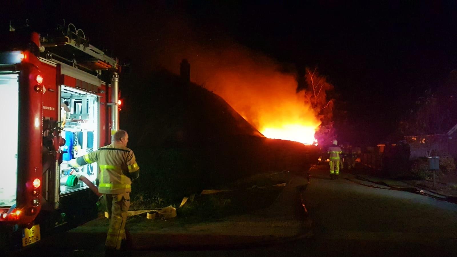 Vlammenzee in Lieren