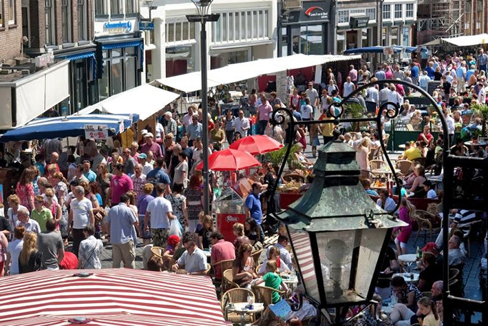 """""""De gezelligste markt van Oost-Nederland"""""""