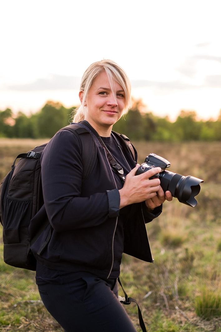 Medea Huismannieuwe stadsfotograaf