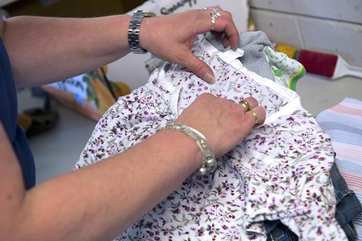 Nieuwe koers voor verwerking textiel