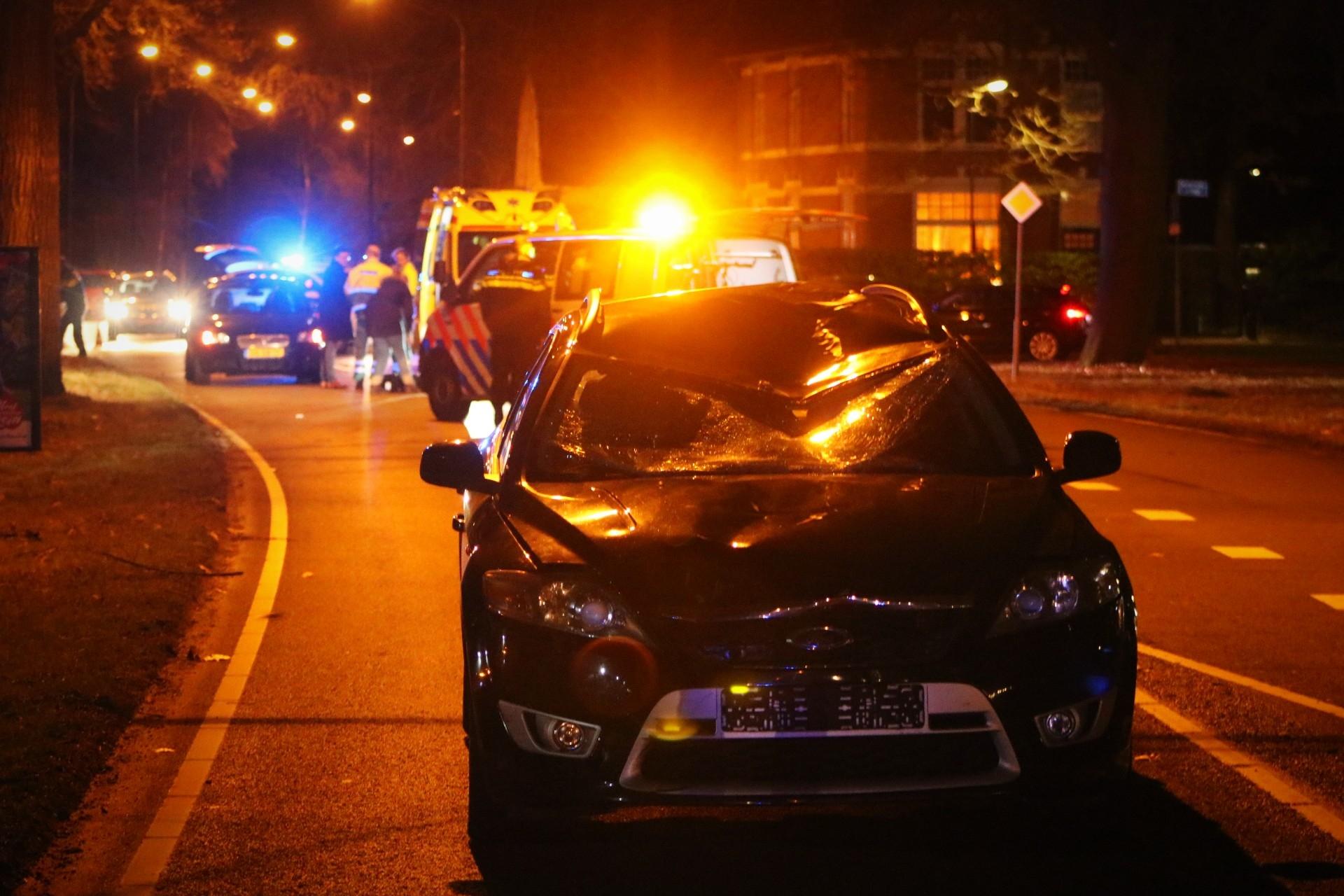 Fietser overleden na ernstig ongeval
