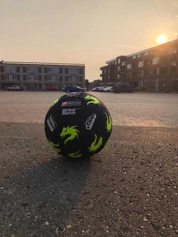 Urban Meets Sports op het Marktplein
