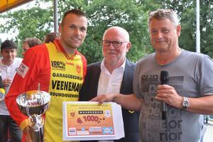 Nieuwe opzet Apeldoorn Cup voor herhaling vatbaar
