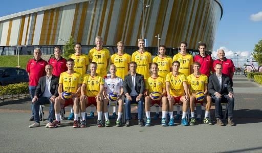 Win vrijkaarten voor Europa Cup wedstrijd Draisma Dynamo