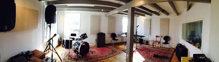 Je eigen demo opnemen in een echte studio