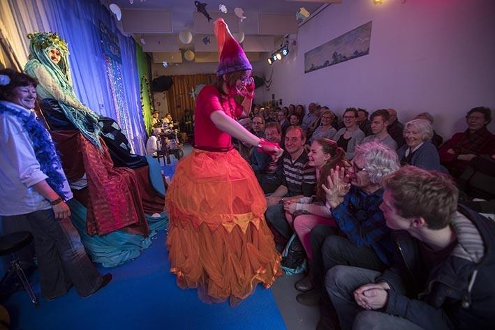 Festival Gluren bij de Buren zoektbijzondere locaties en artiesten