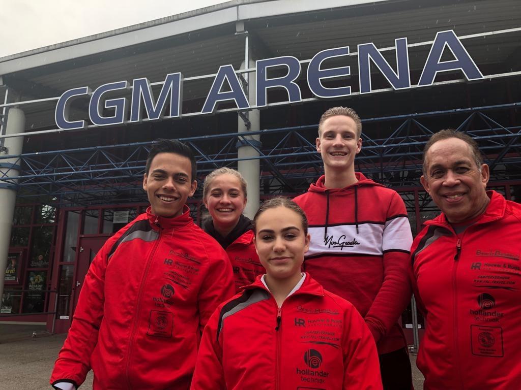 Buitenlands succes voor Karate-do Smaal