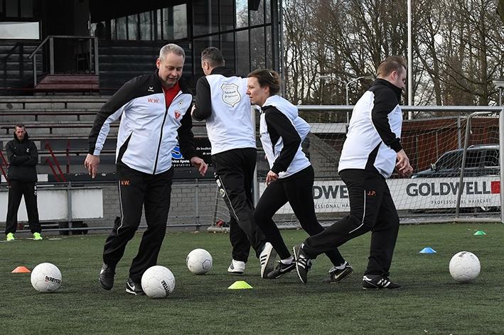 JeugdVoetbalStad Apeldoorn zet een punt achter activiteiten