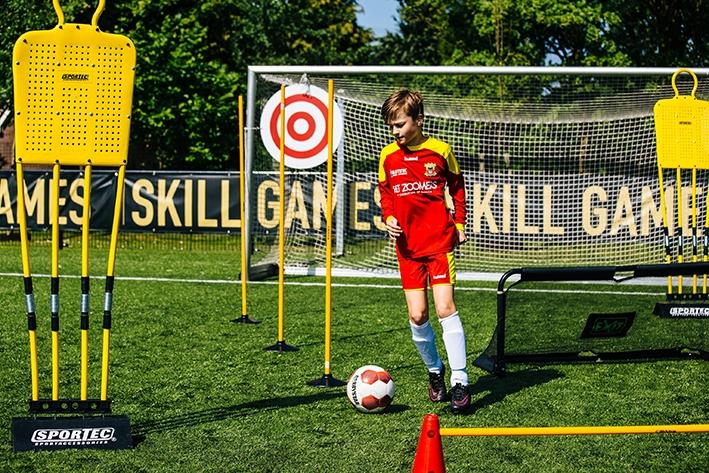 Voetbalkamp voor Deventer jeugd