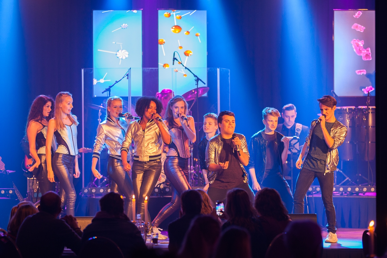The TeenZ Company staat op Festival Rauw