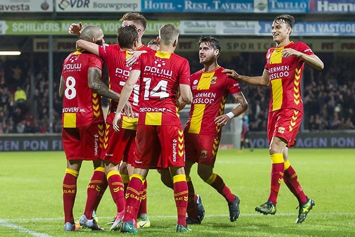 Sam Hendriks goud waard voor winnend Go Ahead Eagles