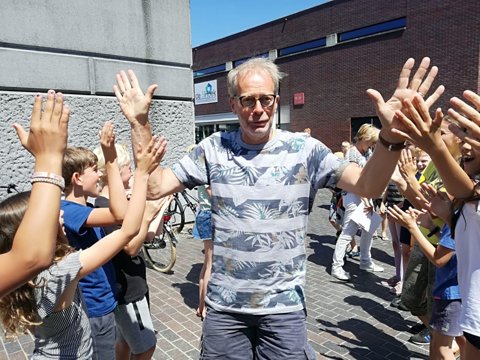 Jans Kirchhoff met pensioen