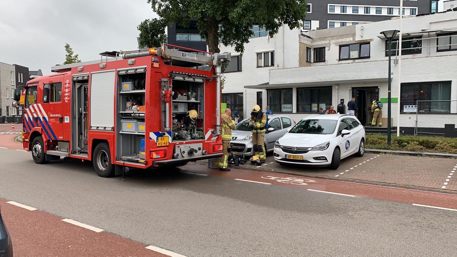 Brand in meterkast van bedrijf in Zutphen