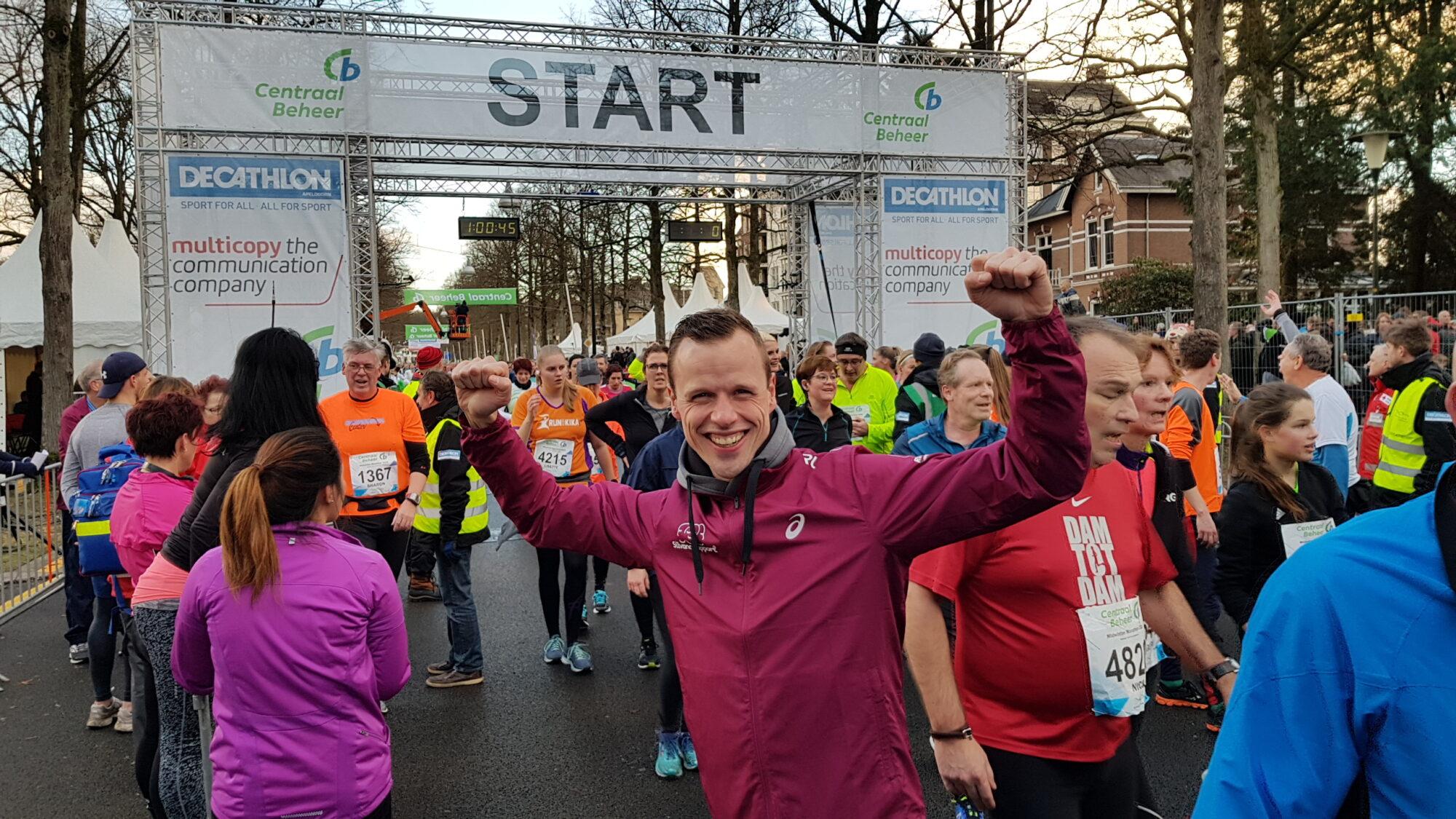 Maak kans op een plek in het Silvana Running Team van Dennis Licht