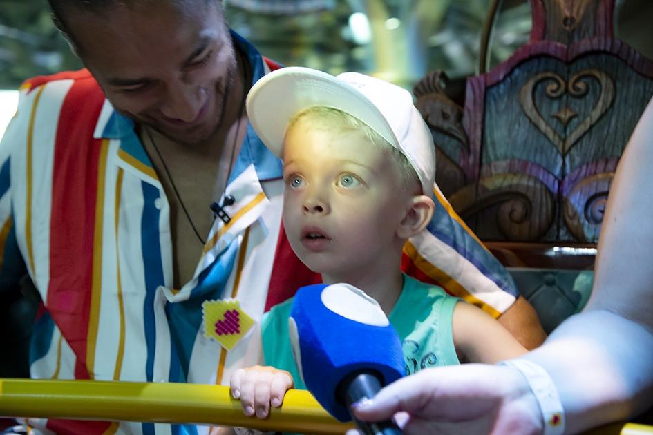 Het Vergeten Kind bezorgt thuisblijvers onvergetelijke dag in de Efteling
