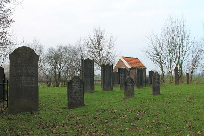 Begraafplaatsenen antisemitisme