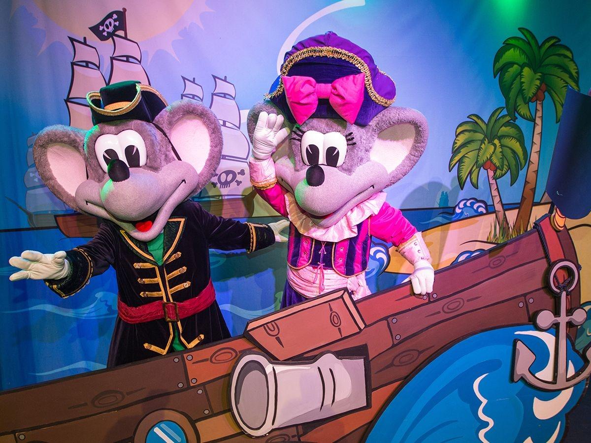 Piraten Zomeravond bij Julianatoren