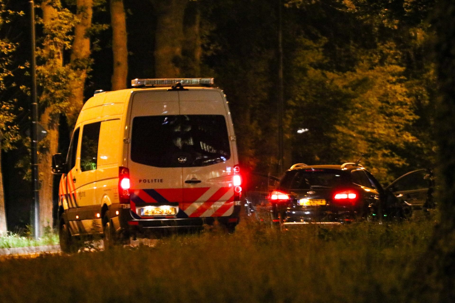 Europaweg drie uur lang afgesloten voor onderzoek