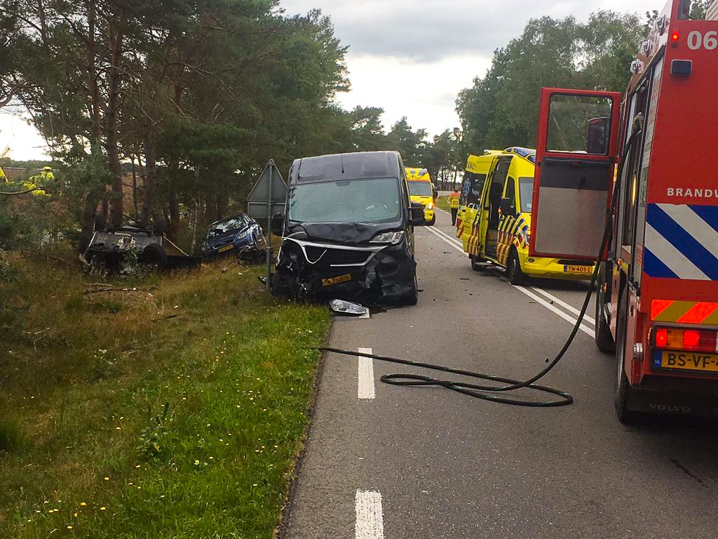 Apeldoorner (19) overleden bij ernstig ongeval in Ermelo