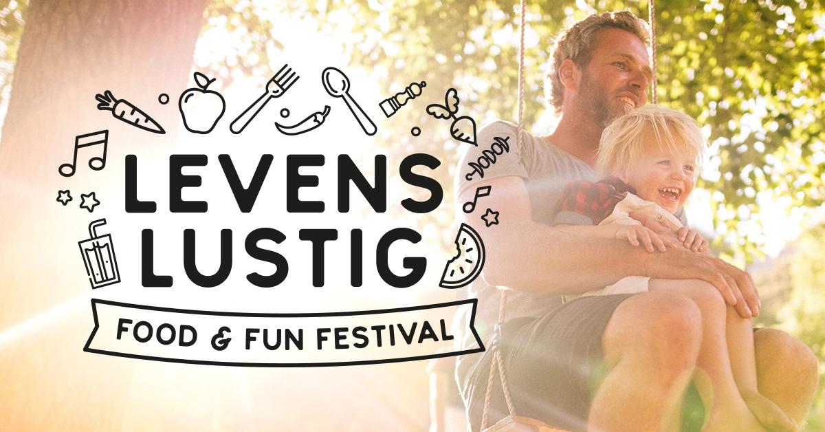 Festival Levenslustig bij StadsAkkers in Apeldoorn