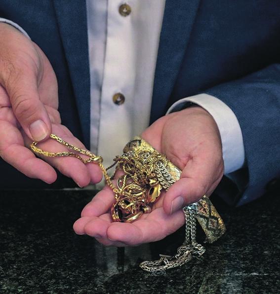 Nu is het moment om uw oude goud te verkopen