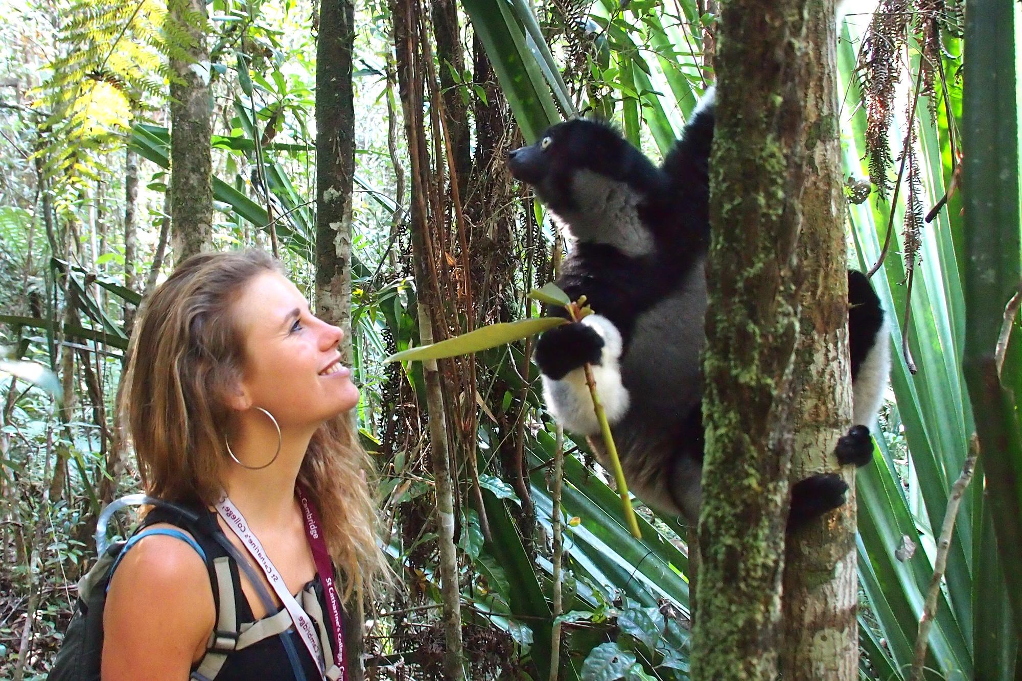 Primatologe Iris de Winter nieuwe directeur Apenheul Natuurbehoudfonds