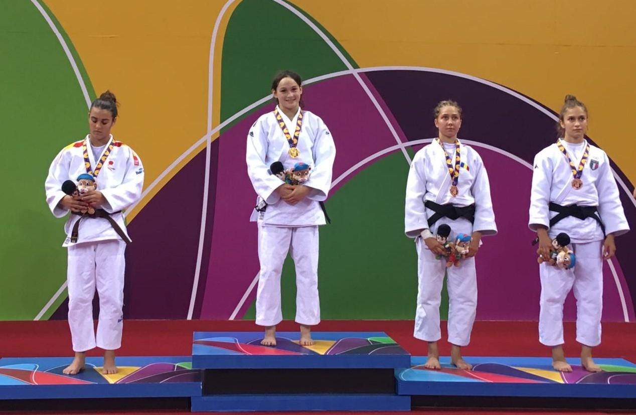 Jeugd-Olympisch goud voor Apeldoornse judoka