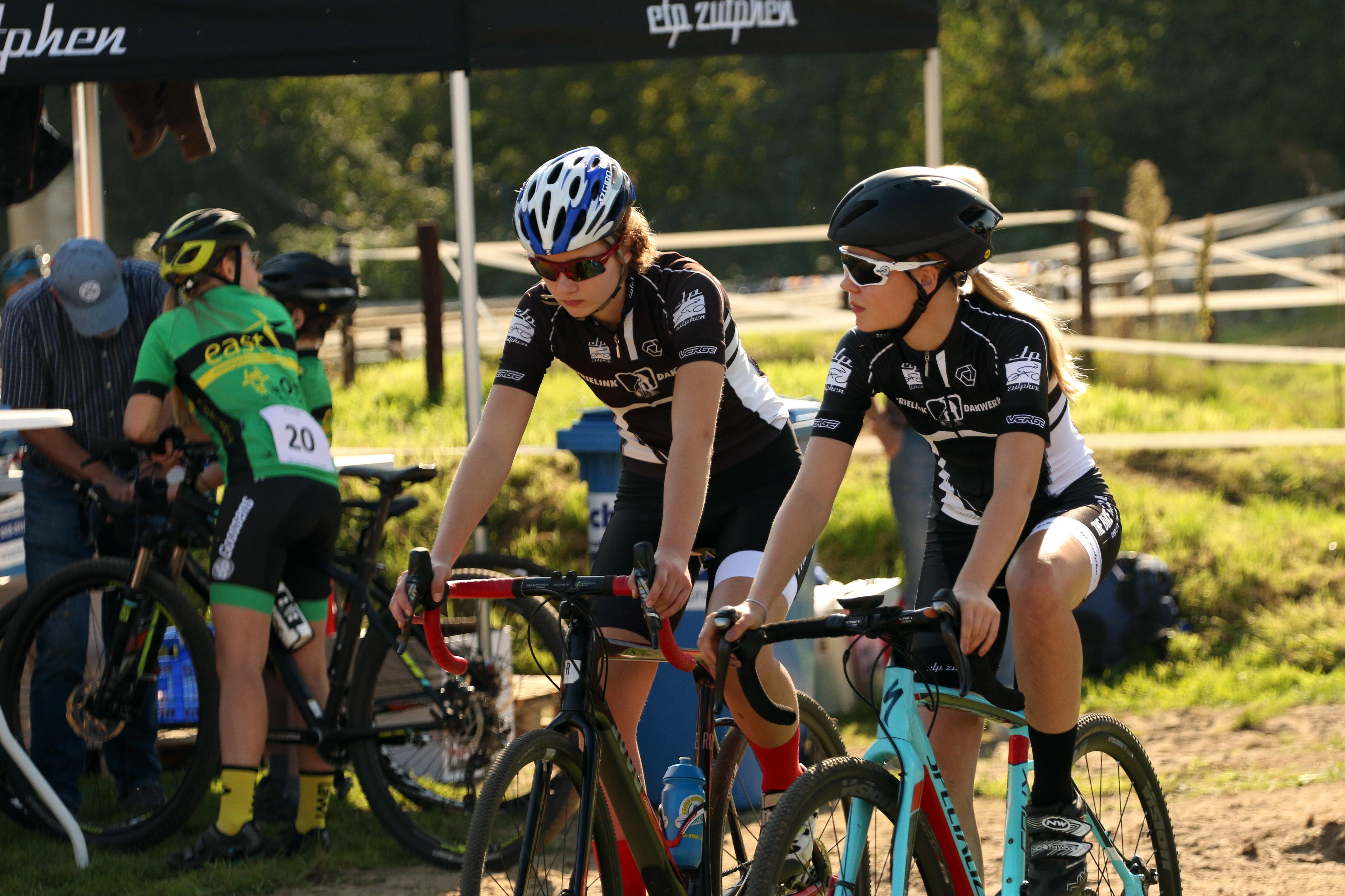 Vijf disciplines versterken elkaar bij Wielersportvereniging ETP Zutphen
